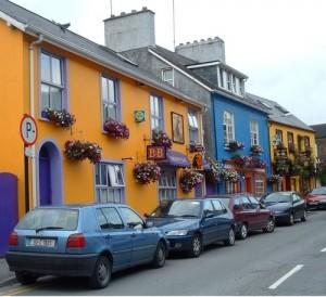 Kinsale Ireland Streets