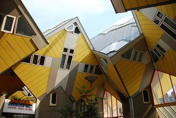 Cubic Houses the Netherlands