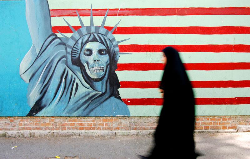 Iranian Anti-America Propaganda