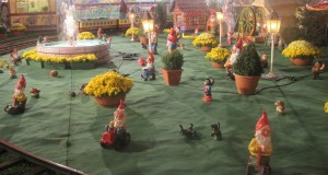 Oktoberfest Gnome Garden