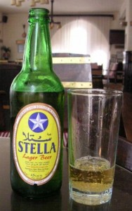 Stella Beer Egypt