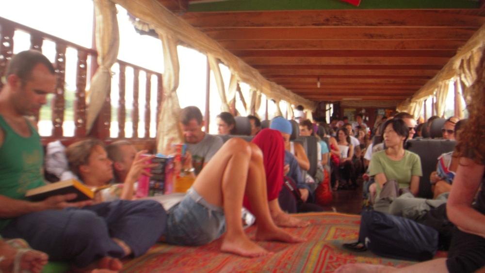 Cambodia Ferry