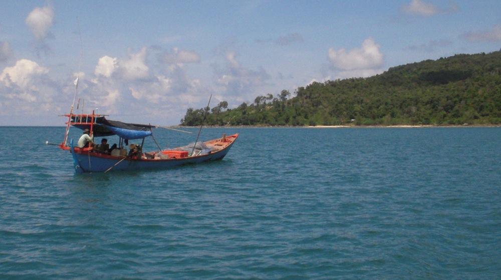 Monkey Island, Cambodia