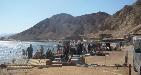 Blue Hole Dahab, Egypt