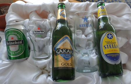 Egyptian Beers