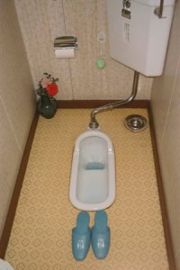 Japanese Squat Toilet