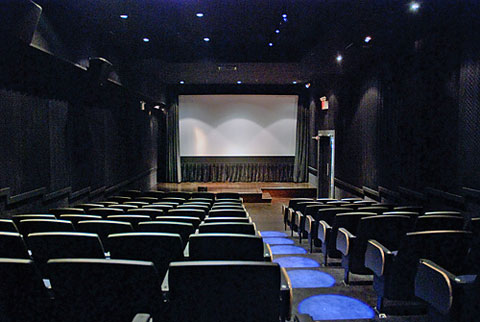 Japanese Movie Theater
