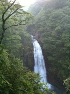 Akiu Waterfall Japan