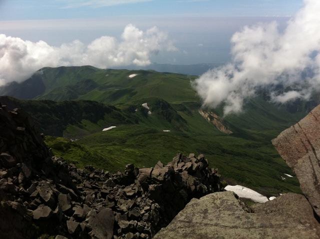 Mt. Chokai Japan